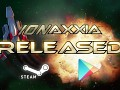 ionAXXIA Early Access released on Steam and Android