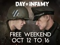 Day of Infamy - Free Weekend - Brittany Update