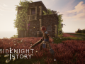 MidKnight Story - First Post!