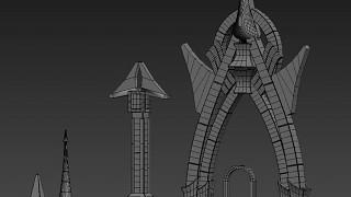Stage 3: Azaria - Development diary 5: New level design