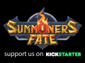 Summoners Fate Kickstarter NOW LIVE!