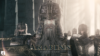 Arafinn - Return to Nangrim on News Watch TV