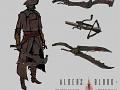 Alder's Blood Hunter's profiles: Rambler