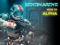 Xenomarine: now on Steam Early Access!
