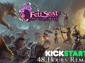 Final 48hrs on Kickstarter for lush Tactical JRPG Fell Seal: Arbiter's Mark