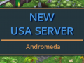 NEW server in USA