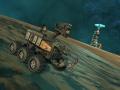New Space Robot Art Updates from Gears of Eden