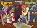 The Quest Giver is now live on Kickstarter