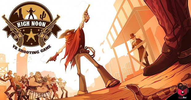 High Noon has been officially released on Steam!