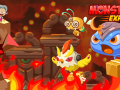 New Endless runner game you can play with your friends: Monsters Express