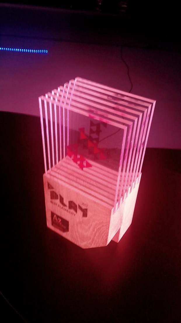 Rock of Ages 2 wins 'Best Gameplay' at the AzPlay 2017