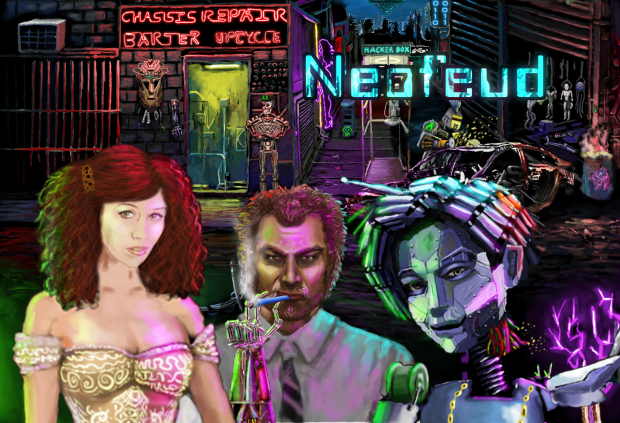 "Neofeud for ""Indie of the Year""!"