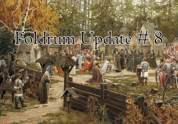 Foldrum Update #8