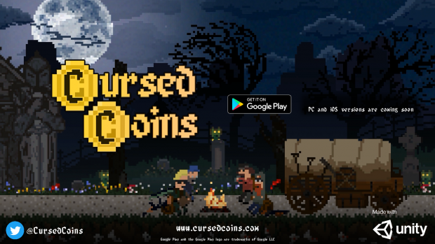 Cursed Coins Final release for Android users
