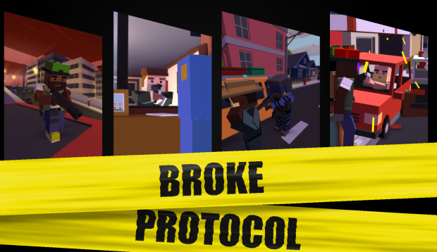 Broke Protocol - Land, Sea, and Air Update
