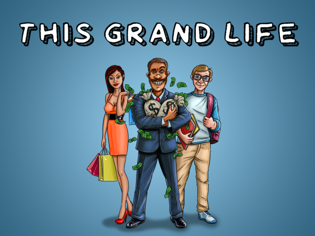 This Grand Life Alpha 2.1 - New York City and Improved Events System