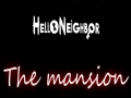 Hello Neighbor The Mansion Guidance Panel