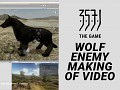 3571 The Game Wolf Enemy Making-Of