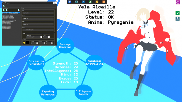 Player Interface Creation