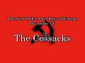 Dev Diary VI: The Cossacks