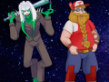 Scrap Galaxy - New visuals and character designs
