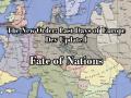 Development Update I: Fate of Nations