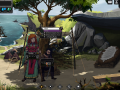 Sickness revamp in Dead In Vinland