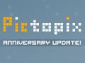 Pictopix - Anniversary Update