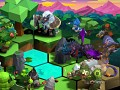 Slime Legend  is a cross between a social RPG and a TRPG game