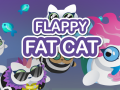 Flappy Fat Cat - Zombie? Unicorn or vampire? Which of the cool cats will you choose?