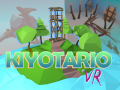 Kiyotario VR: Craft with your friends to survive enemy waves!