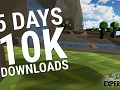 5 Days, 10K downloads!