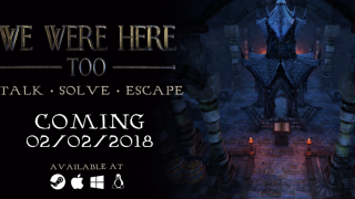 We Were Here Too, coming 2-2-2018!