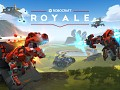 This is Robocraft Royale an Experimental game by Freejam -