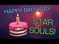 Happy birthday Star Souls!