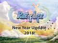 ROL New Year Update! - Visual Updates, Combat, New Characters, Minigames & More!