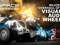 Update 1.186 - Major Overhaul of Visuals, Audio and Wheels