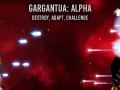 Intense spaceship battle - [Gargantua: Alpha] released !