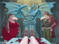 The Unholy Society Devlog: We work so hard on this game, it's just unholy!