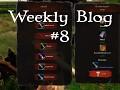 Weekly Devlog 8