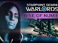 Starpoint Gemini Warlords: Rise of Numibia DLC available now on Steam