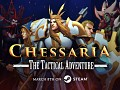 Chessaria: Launch date & new gameplay trailer revealed (Steam: PC, Mac, Linux)