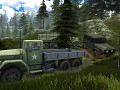 Offroad Transport Simulator rode to the Steam page