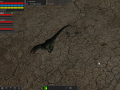 Update 28 - Dinosaurs, lootable enemies, object highlighting, new planet, new skill, new loot, ...