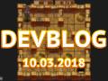 Devblog 03/10/2018