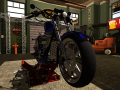 Screw at this location! Motorbike Garage Mechanic Simulator will be released in two days!