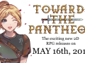 Towards The Pantheon release date!