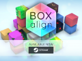 BOX align - Available Now on Steam