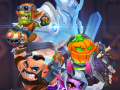 """""""TapTap Heroes"""" is here!Tap your way to the top in this Idle RPG game!"""
