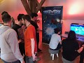 SUPERVERSE displayed on GameUp 2018 event